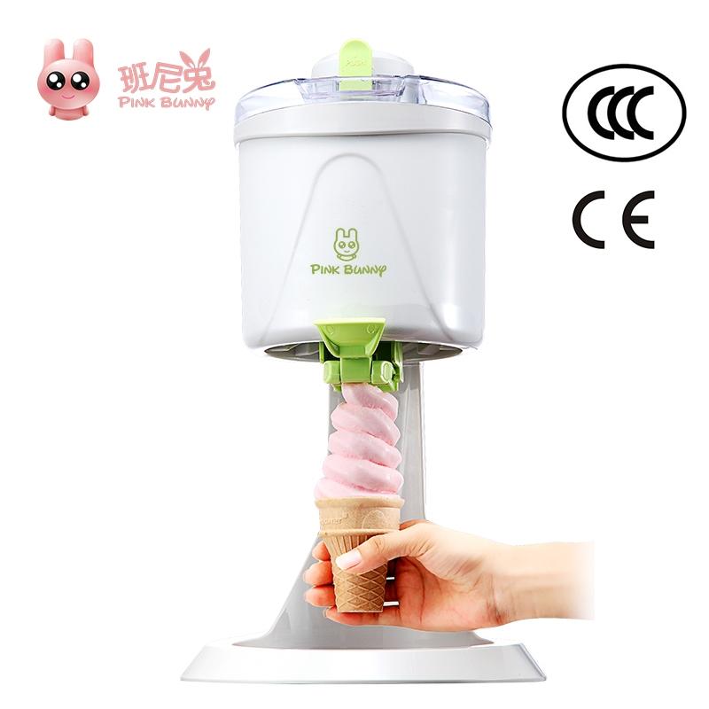 DIY Ice Cream Maker for Kids Gift home use sorvete soft ice cream