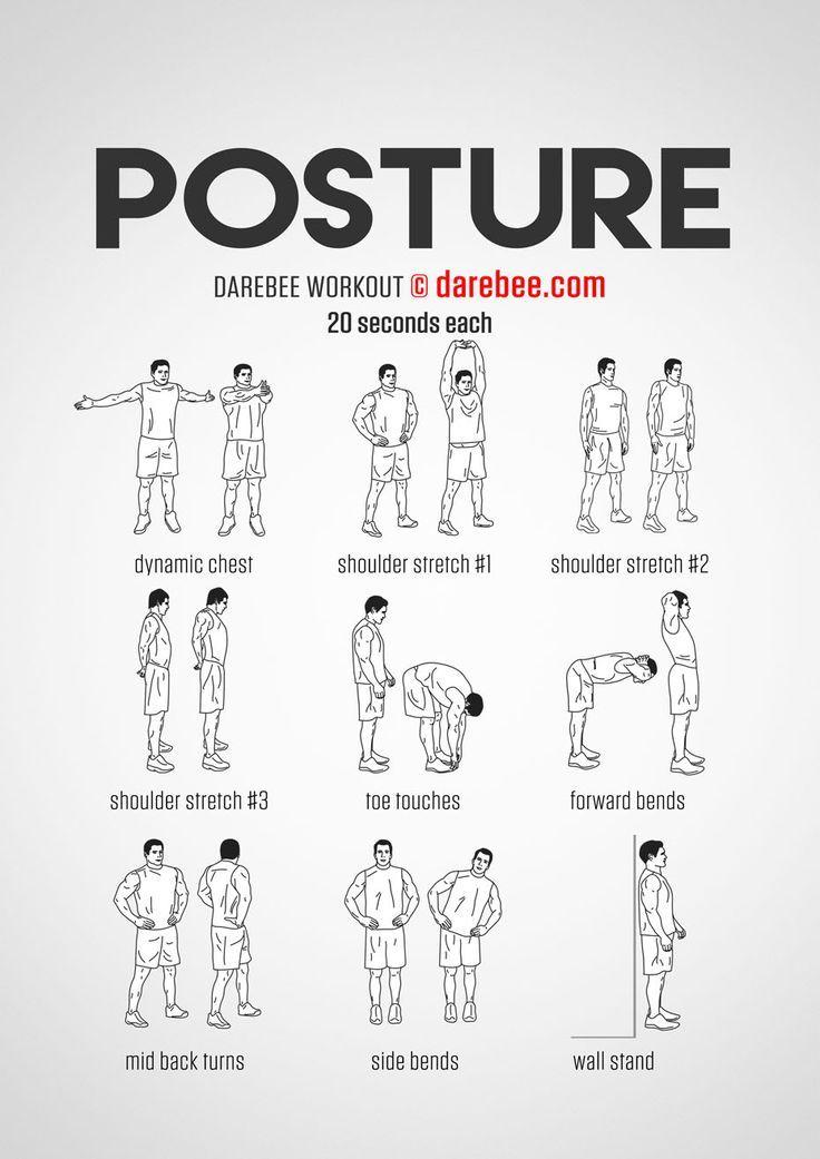 Http darebeecom workouts posture workouthtml Posture