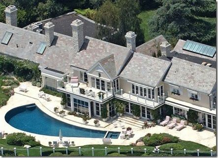 Inside Tour Of Celebrity Homes Barbara Striesand Bing Images