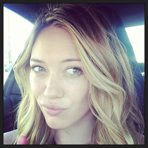 hilary duff  my idol hilary duff  celebs without makeup