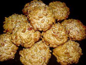 Mister Meatball: My best pignoli cookie