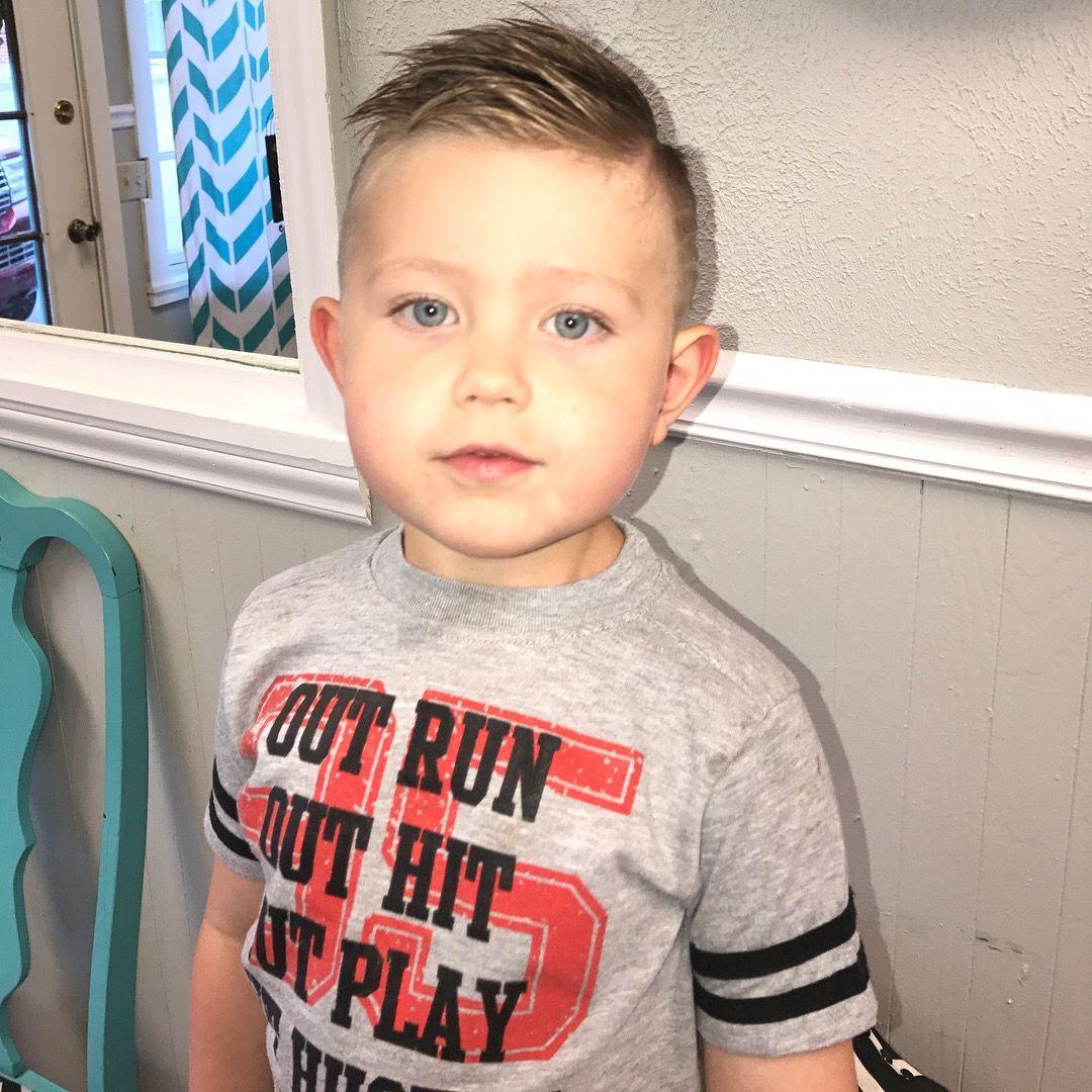 Little boy haircuts / little boy fades / trendy haircuts for boys ...