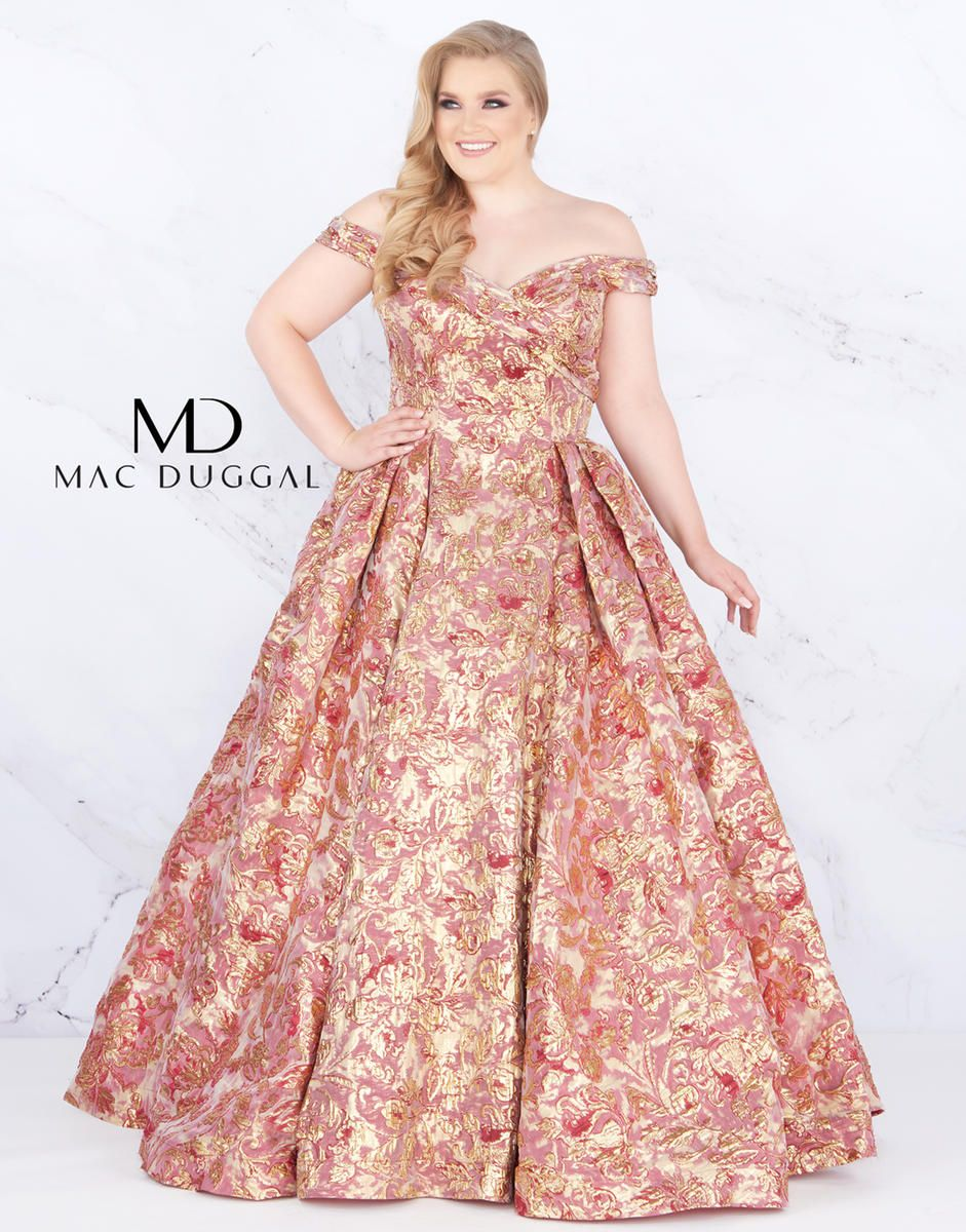 e8b0f8f60443 Plus Size Prom Gowns- Prom 2015- Diane & Co- new jersey, nj Fabulouss by Mac  Duggal 67613F Diane & Co- Prom Boutique, Pageant Gowns, Mother of the  Bride, ...