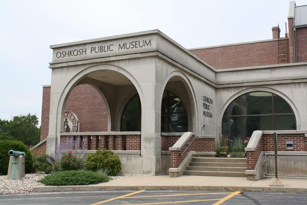 Oshkosh public museum oshkosh wisconsin wisconsin