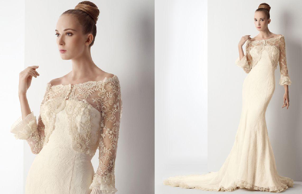 Unique Wedding Dresses For Mature Brides : Designer wedding dresses lace weddings bride