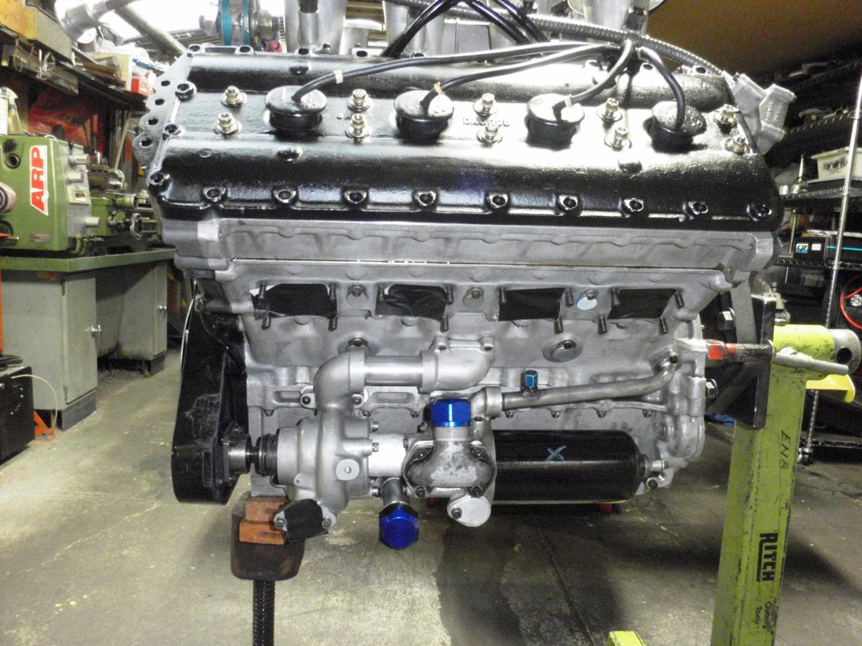 Ford Cosworth Dfv Maintenance Primotipo In 2020 Ford Oil Filter Maintenance