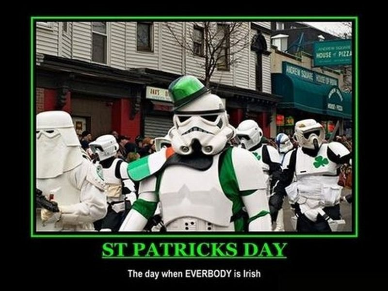 10 Funny St. Patrick's Day Memes To Make You Laugh On This Irish Holiday | St  patricks day meme, St patricks day quotes, Irish memes