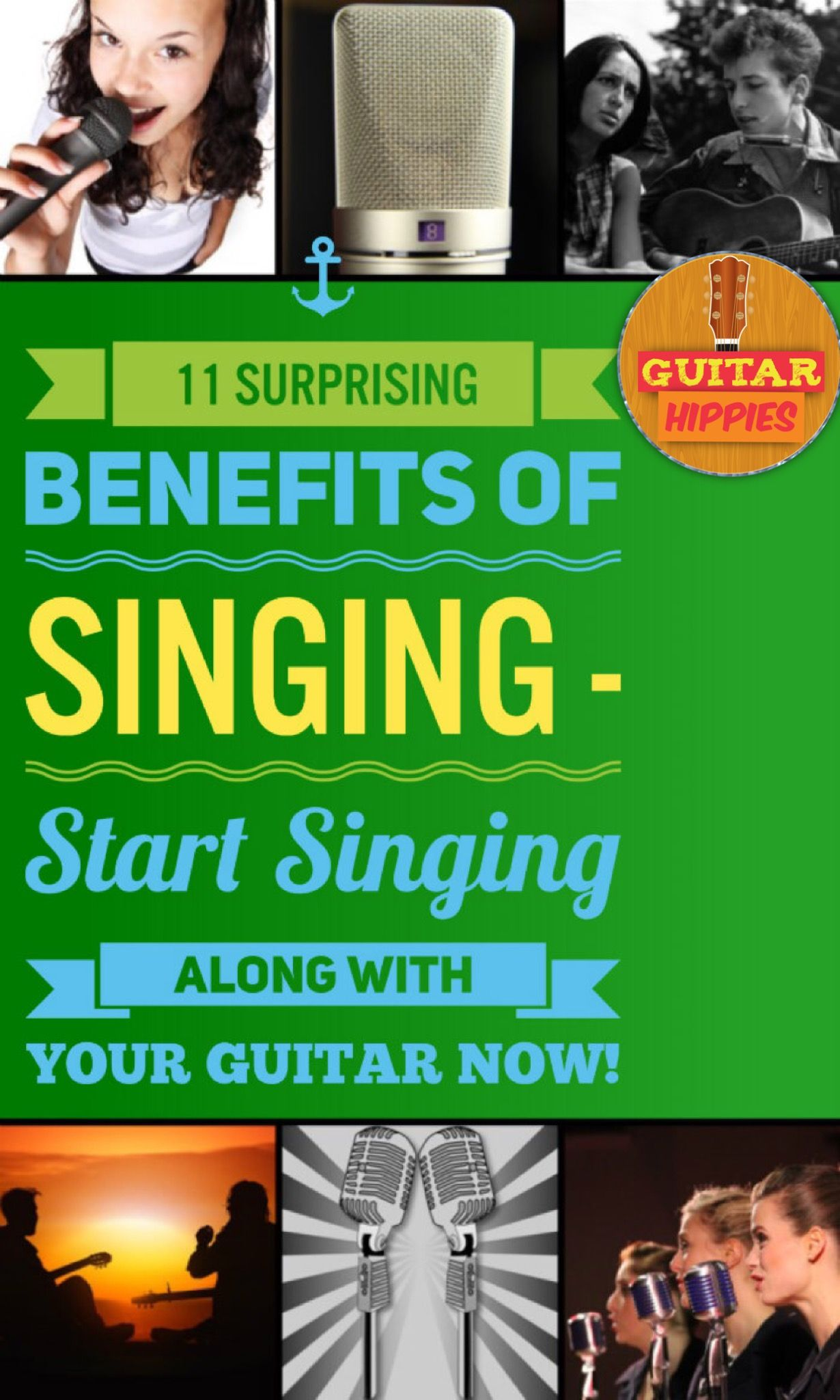 The 11 Most Surprising Benefits Of SINGING You Didn't Know