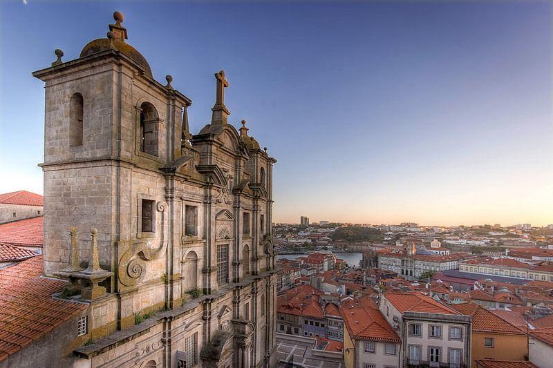 Igreja São Lourenço of Porto, Portugal