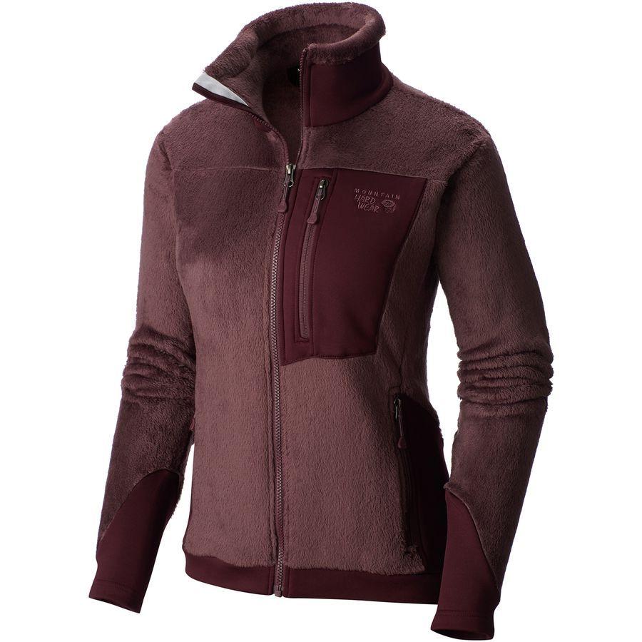 Mountain Hardwear Womens Monkey Fleece Pullover