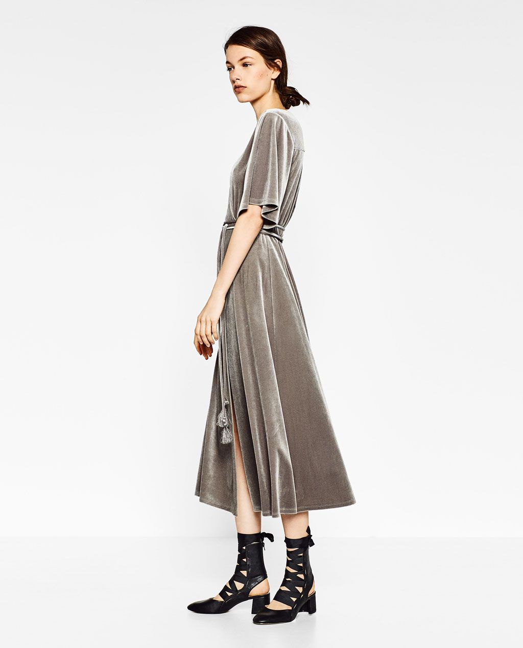 Zara dresses for wedding guests fall 2018
