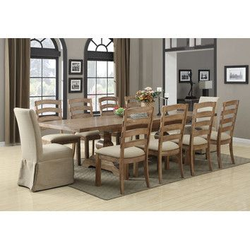 Free Shipping when you buy Emerald Home Furnishings Belair Dining Table at  Wayfair   Great Deals. Free Shipping when you buy Emerald Home Furnishings Belair Dining