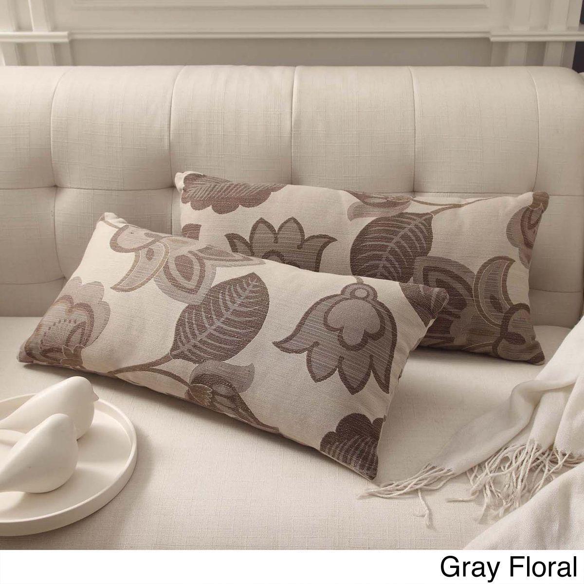 Inspire Q Drexel Kidney Pillow (Set of 2) (