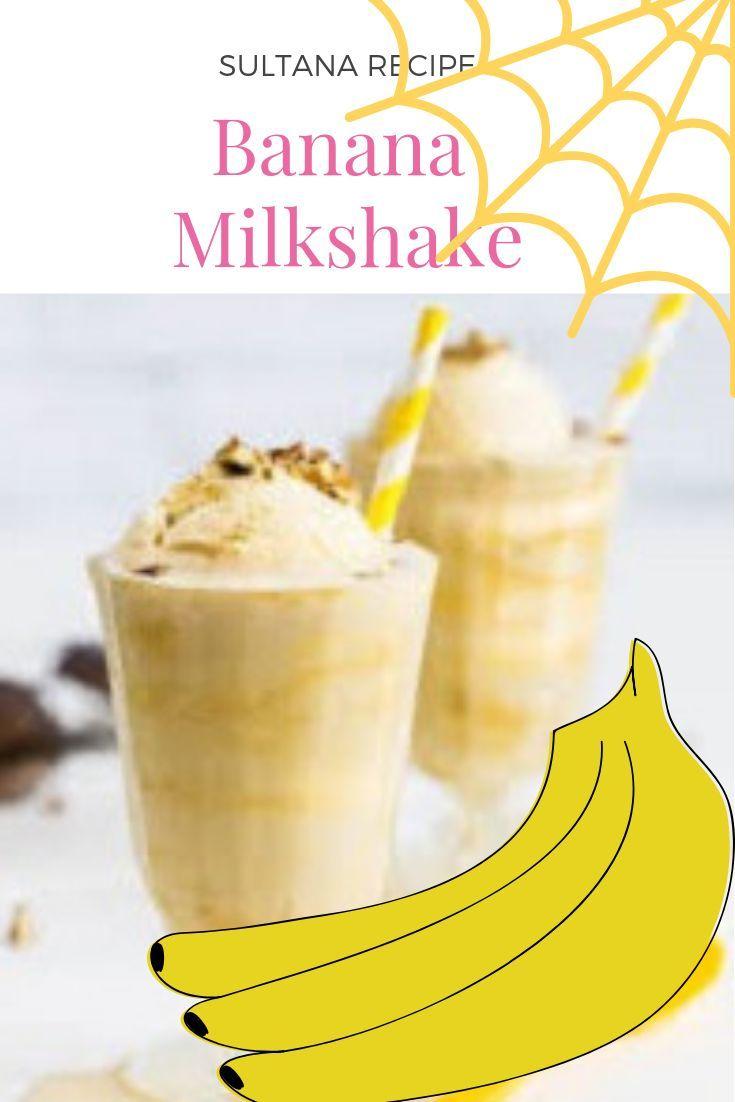 Healthy banana milkshake recipe and muskmelon juice ...