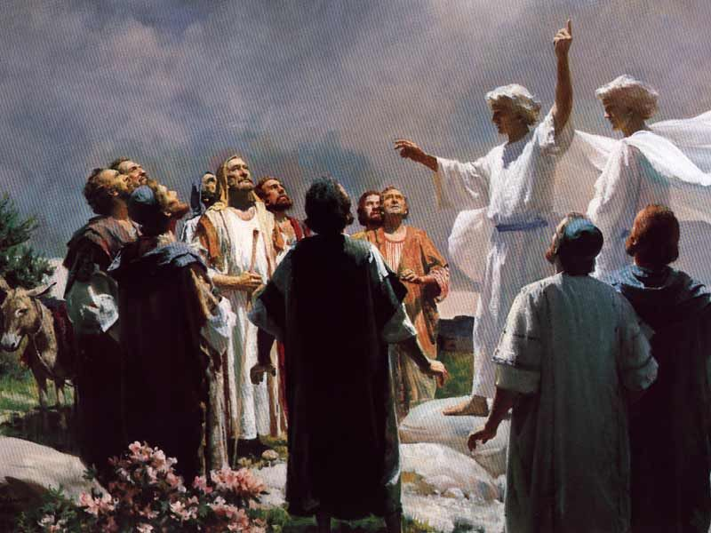 Evening Prayer 17 May 2012 Ascension Day Ascension of
