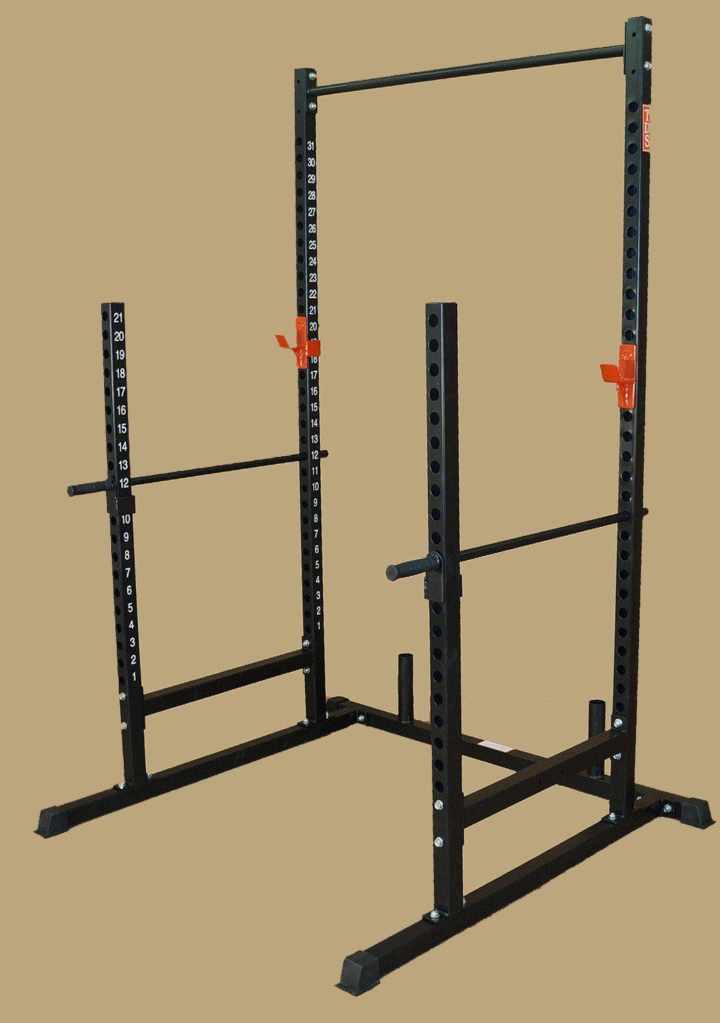 Tds power squat open rack station sports for Squat station