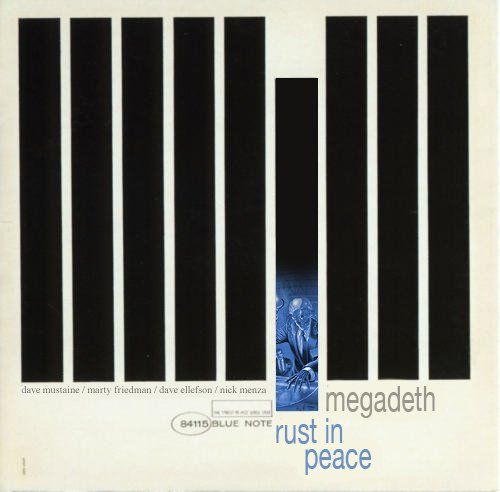 """Rust in Peace"" - Megadeth as a Blue Note Classic"