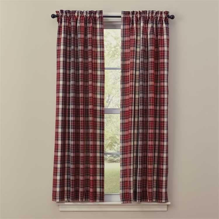 Providence Curtain Panels 72 X 63 Panel Curtains Curtains Americana Decor