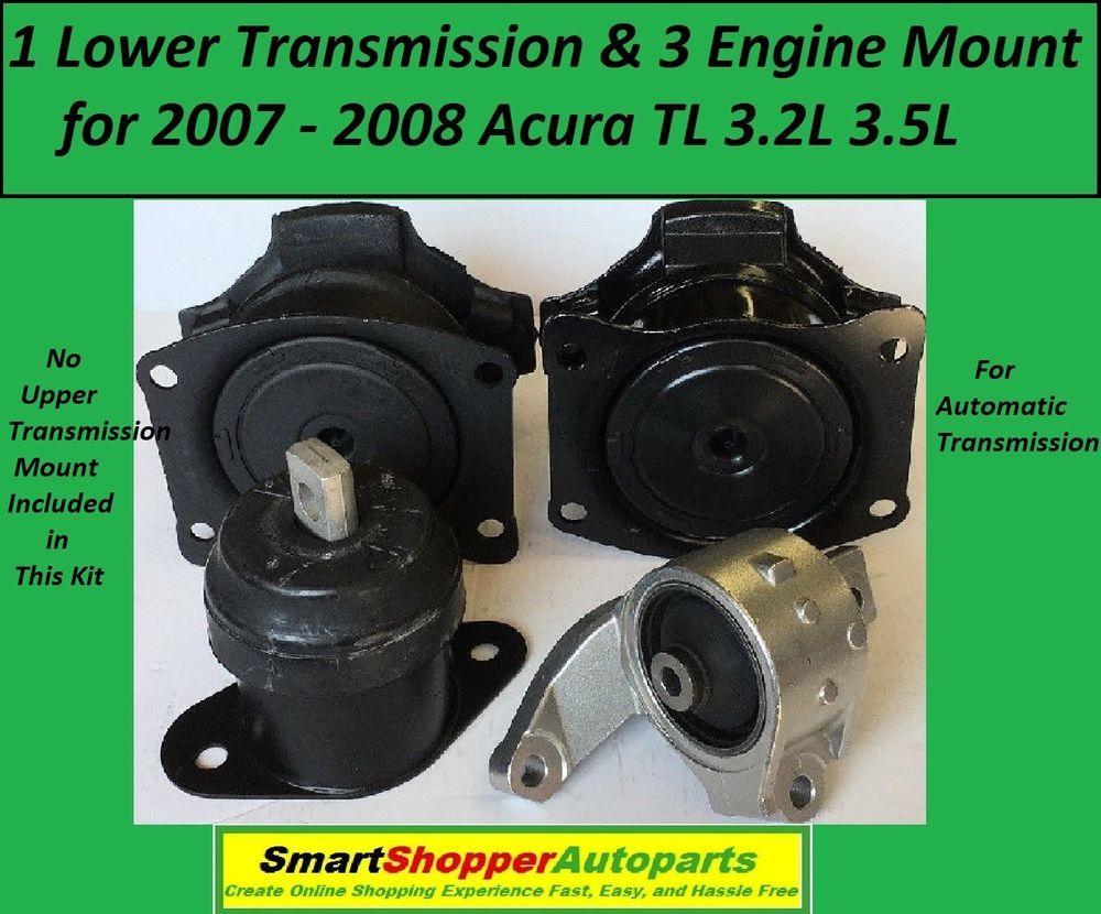 Automatic Trans 1 PCS TRANSMISSION MOUNT FOR 2007-2008 Nissan Maxima 3.5L