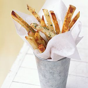 Garlic Fries | CookingLight.com