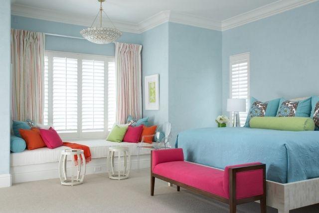 Chambre Ado Fille En 65 Idees De Decoration En Couleurs For Kids