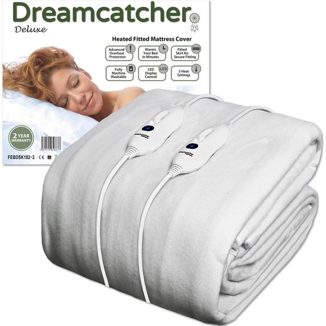 Best Electric Blankets With Images Luxury Blanket Mattress