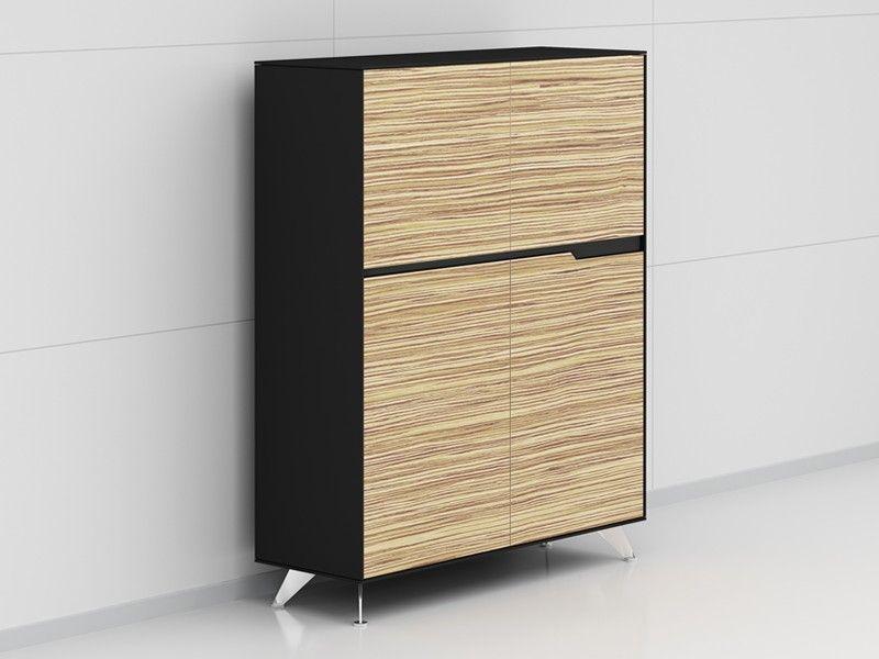 Arbeitszimmermöbel aktenschrank design