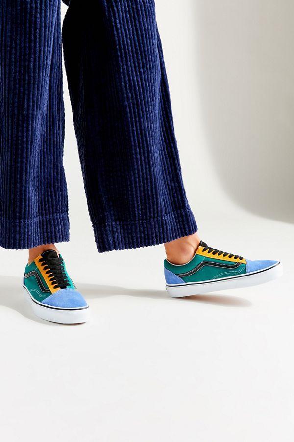 Vans Old Skool Mix And Match Sneaker in 2020 | Vans old