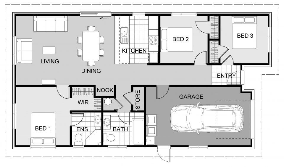 Kingfisher Signature Homes House Plans Pinterest House Plans