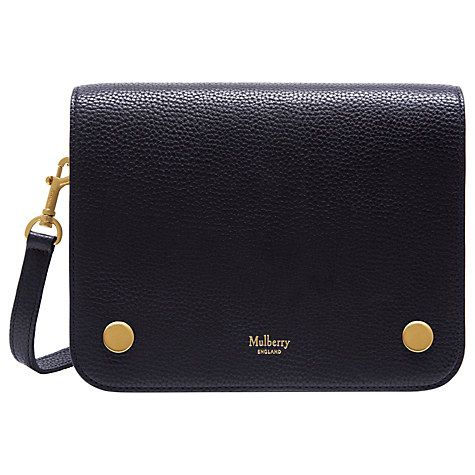 Buy Mulberry Clifton Small Classic Grain Across Body Bag Online at  johnlewis.com 422d710c313db