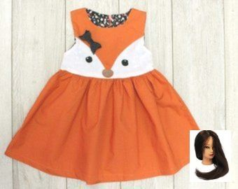 #Baby #chu #Church Dress for kids #Fuchs #Kleid #Kleinkind