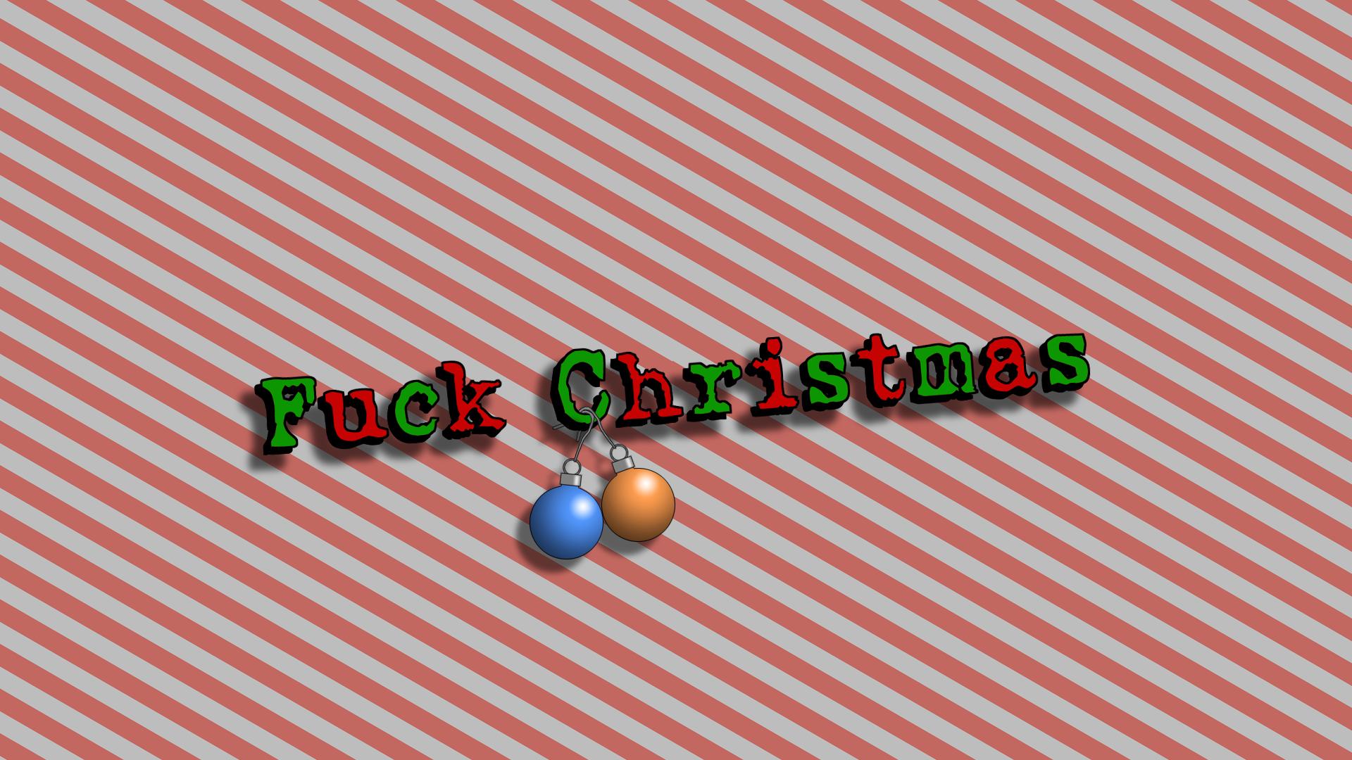 Anti Christmas By Sonyrootkitviantart On