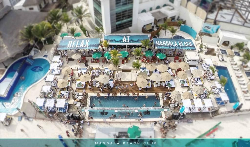Mandala Beach Cancún