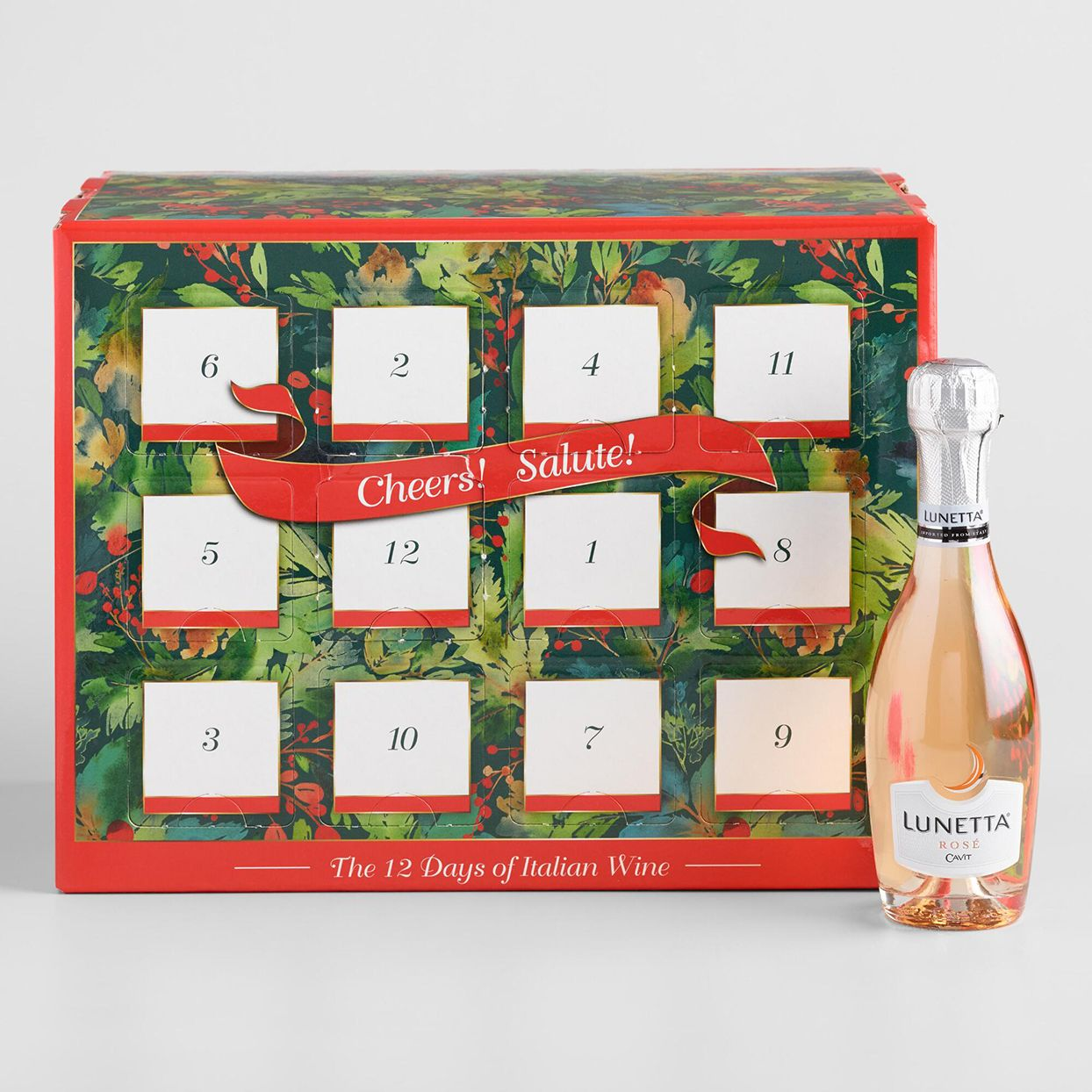 The Best Wine Advent Calendars You Can Get In The U S This Year Italian Wine Wine Advent Calendar Italy Wine