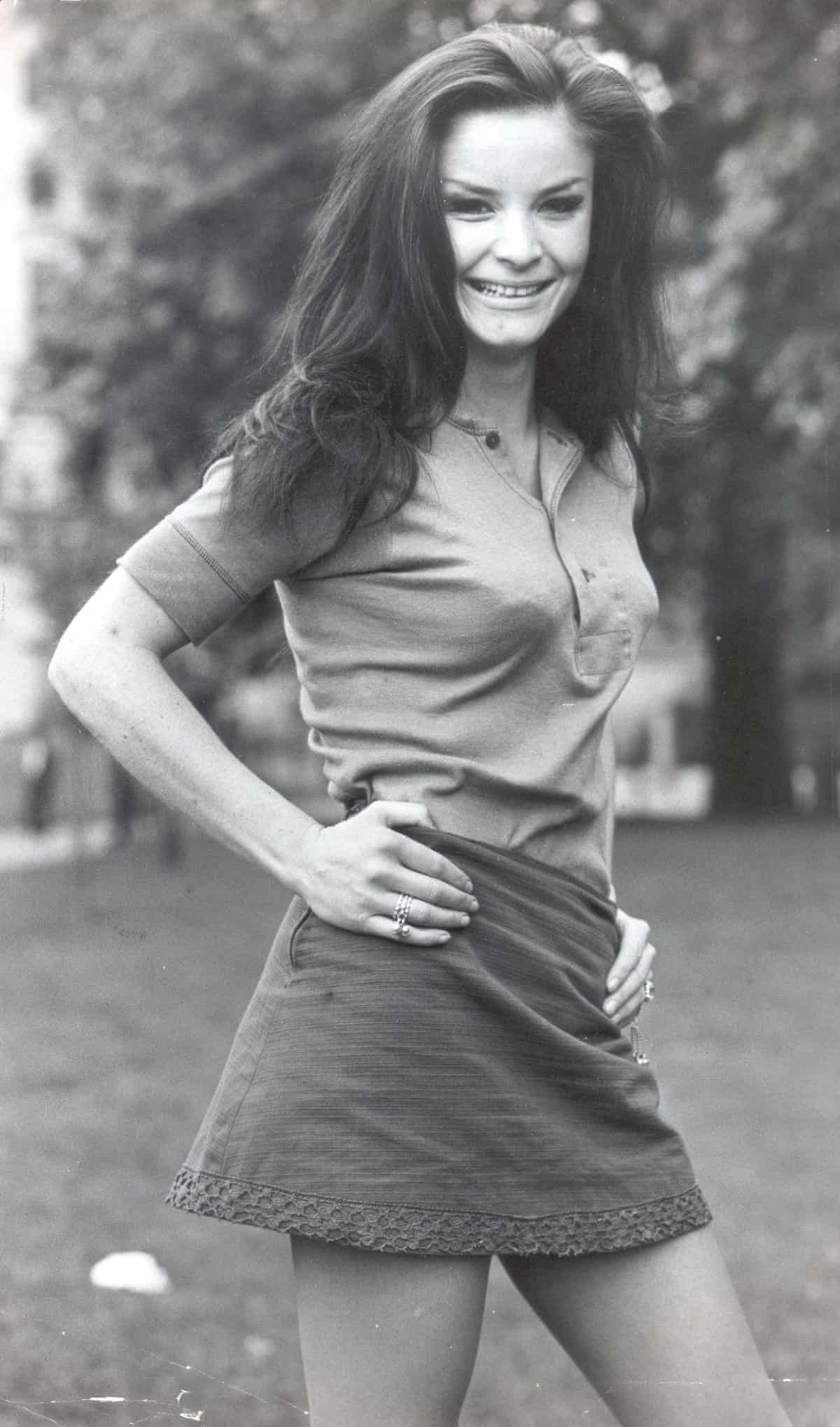 Former Dynasty star Kate O'Mara: a life in pictures