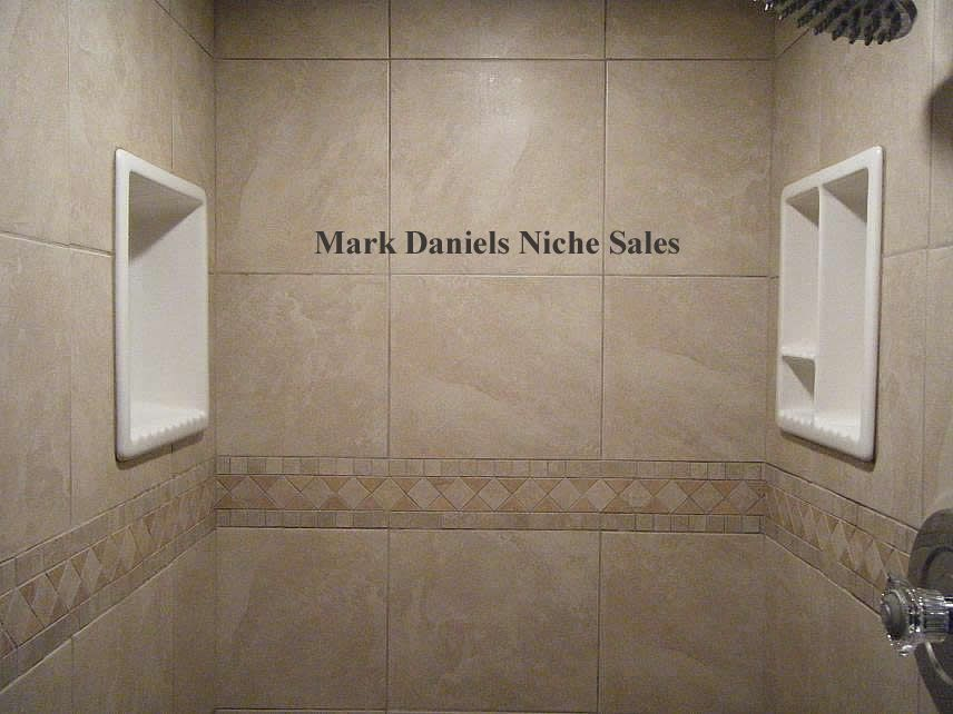 Custom Tile Preformed Tile Redi Noble Shampoo Soap Shelf Dishes Shower Niche Recessed T Bathroom Shower Tile Bathroom Shower Walls Bathroom Wall Tile