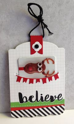 25 Days of Christmas Tags - Day 19