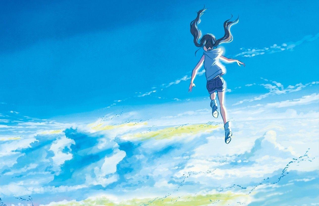 「anime」おしゃれまとめの人気アイデア|Pinterest|Ariana chan【2020】 新海, 天気