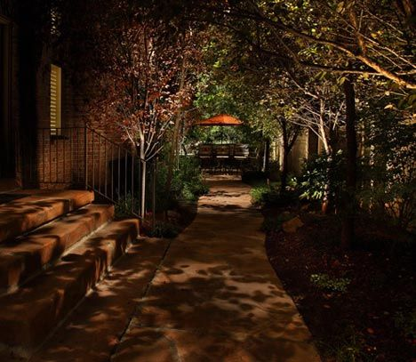 Landscape lighting moonlighting the secret ingredient in your landscape lighting moonlighting the secret ingredient in your utah landscape aloadofball Choice Image