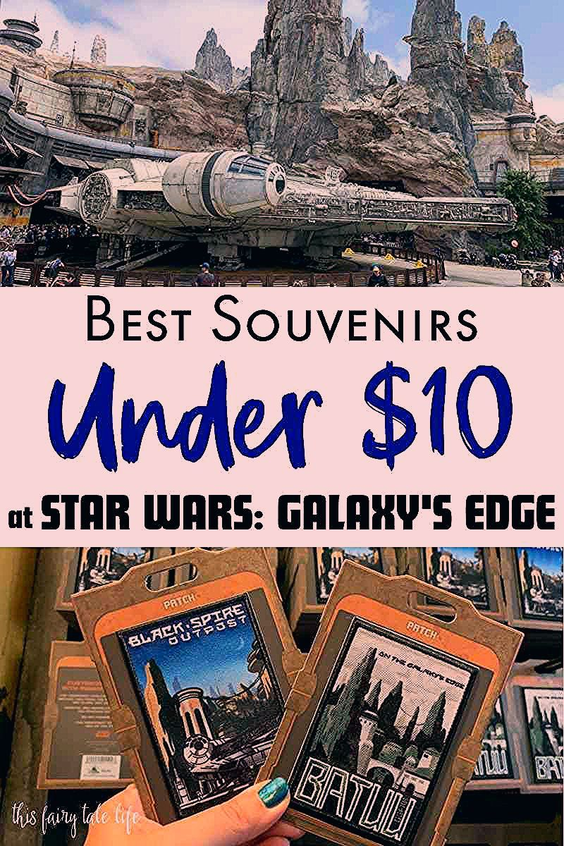 Photo of Best Souvenirs Under $10 from STAR WARS: Galaxy's Edge