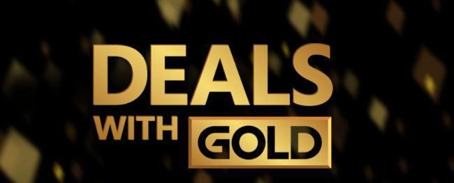 This Week's Xbox One and Xbox 360 Deals With Gold Revealed