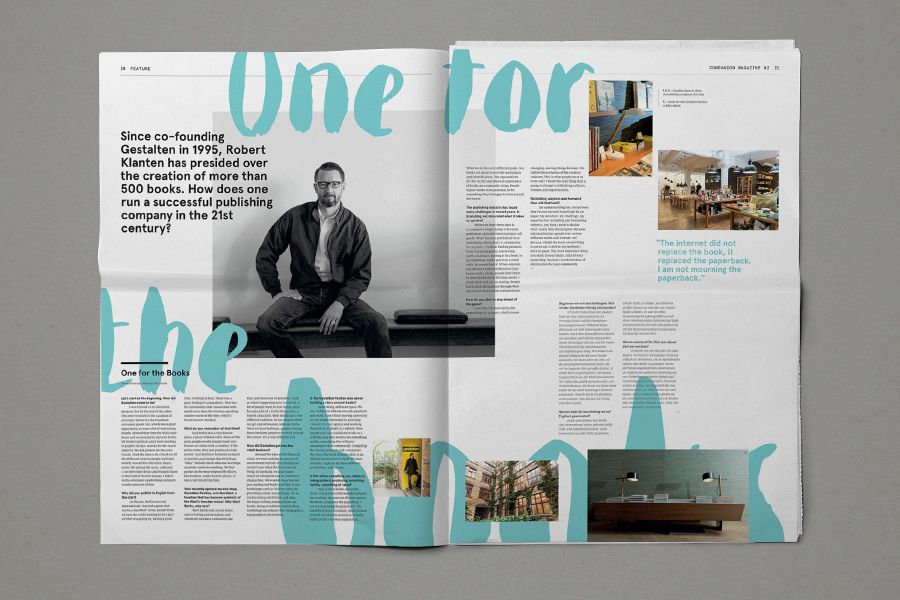 Companion No2 25hours Hotel Magazine On Behance Editorial