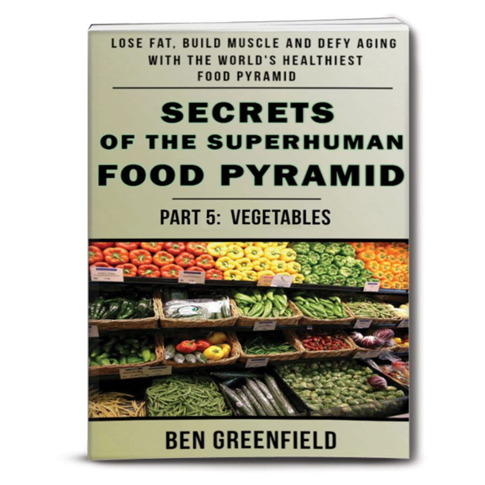 Secrets of the Superhuman Food Pyramid Part 5