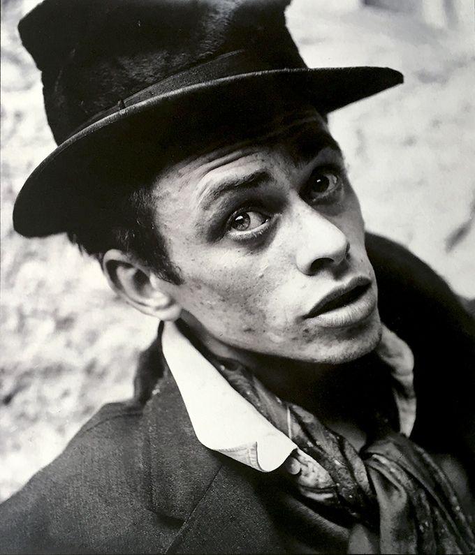 Sam Szafran, 1954
