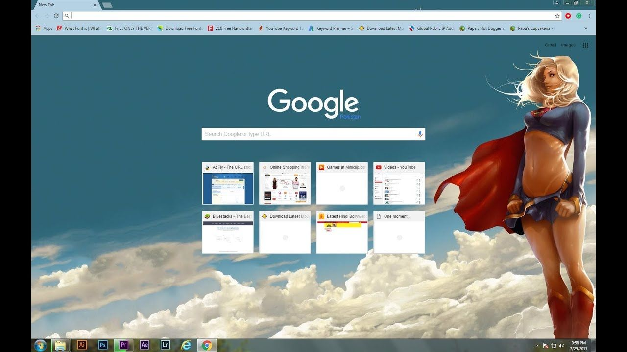 how to change theme of google chrome|how to customize google