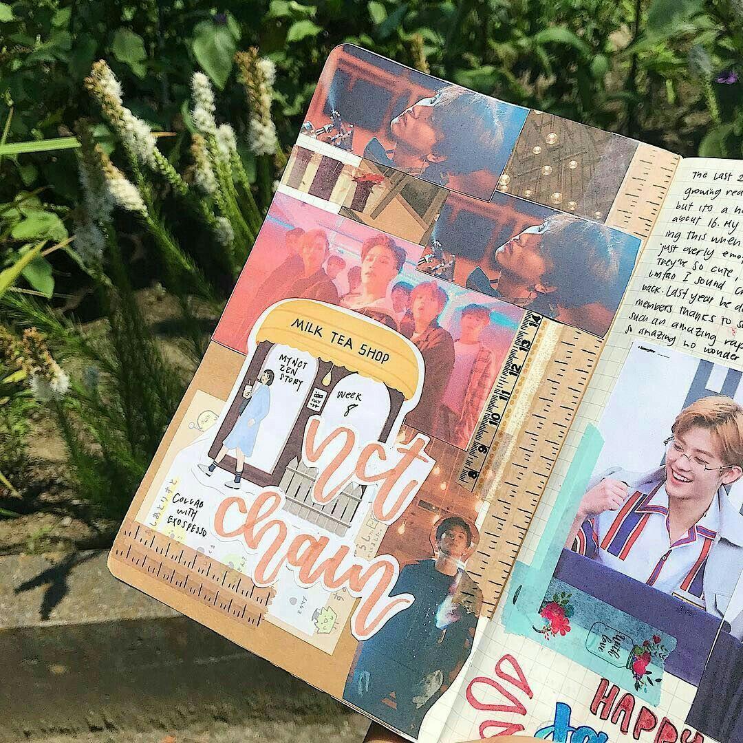 彡pinterest: @hoeforyanjun彡 ꒱ | Bullet journal inspiration ...
