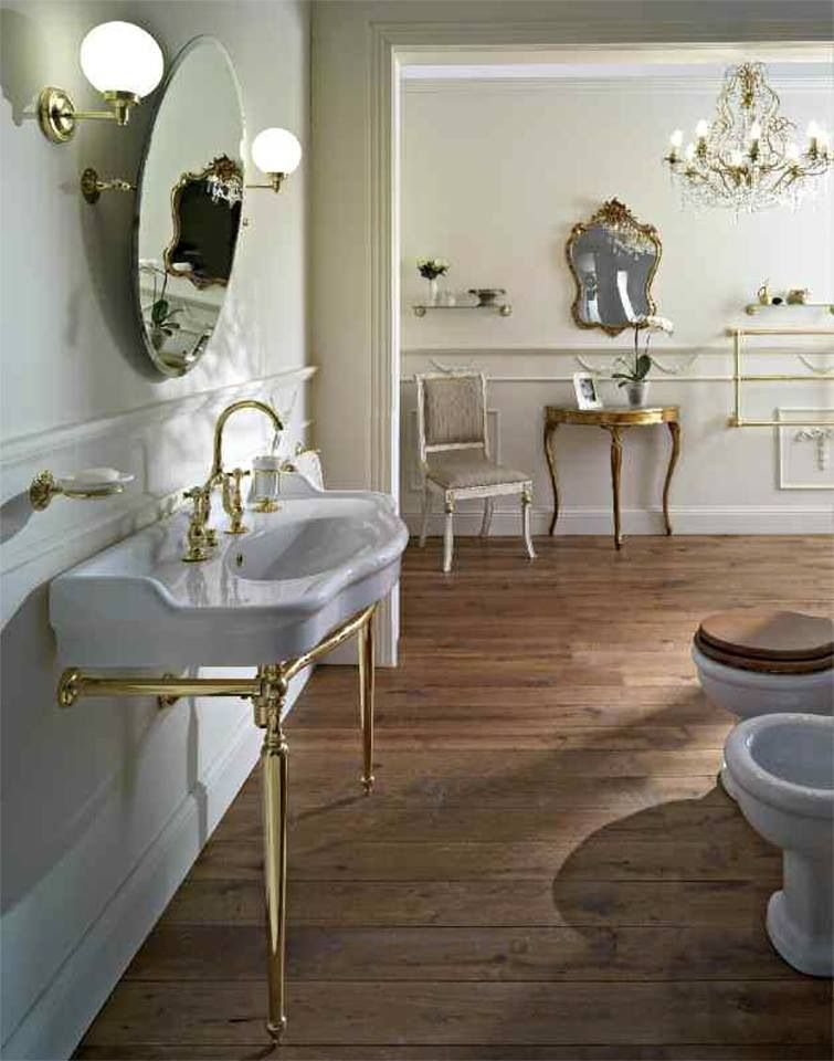 traditionelles badezimmer armaturen retrobad nostalgie faucets traditional bathroom. Black Bedroom Furniture Sets. Home Design Ideas