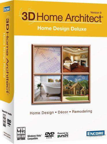 3d Home Architect Home Design Deluxe Version 9 Old Version Home Design Software House Design 3d Home Architect
