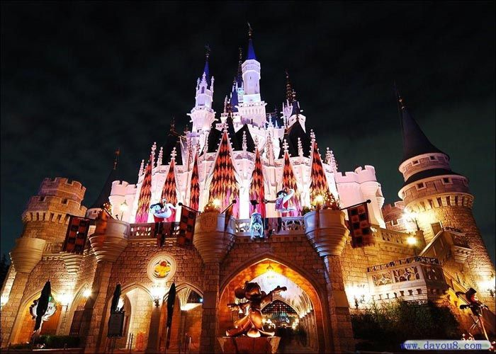 I've done California and Paris. Disneyland in Hong Kong is on the list!