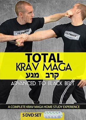 DVDs Videos and Books 73991: Total Krav Maga: Advanced To Black Belt 5 Dvd Set -> BUY IT NOW ONLY: $55 on eBay!